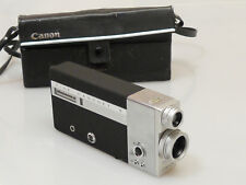 PRL) CANON CINE CANONET 8 VINTAGE VIDEO CAMERA PHOTO FILM COLLECTION