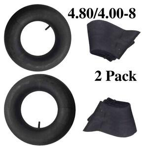 2X INNERTUBE ONLY 4.00 - 8 (4.80 / 4.00 - 8) WHEELBARROW INNER TUBE, REPLACEMENT