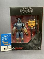 "[Toys Hero] In Hand Star Wars Black Series 6"" Heavy Infantry Mandalorian"