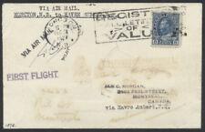 1928 AAMC #2801 Moncton - Grindstone Round Trip via Havre Aubert, Pilot Signed