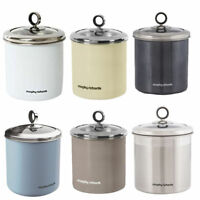 Morphy Richards Accents Large Storage Canister With Glass Lid 1.7L 974082