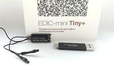 Edic-mini Tiny S+ E84 Stereo voice recorder spy bug record audio conversation