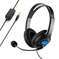 Wired Gaming Headset Headphone PC Earphone 3.5mm with Mic For PS4 Xbox One PC
