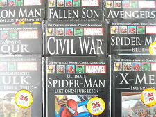Superhelden Marvel-Comics auf Marvel
