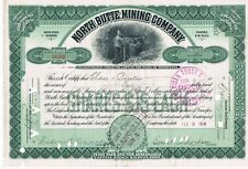 North Butte Mining Company 1908