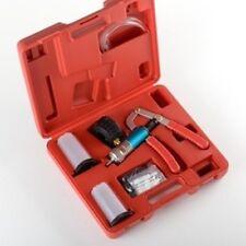 Power Brake Line Bleeder Bleeding Pressure Vacuum Testing Tester Pump Tool Kit