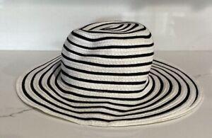 Janie And Jack Striped Sun Hat