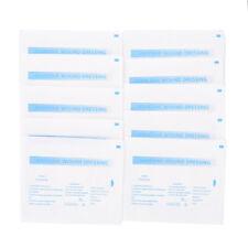 10pcs Non-Woven Medical Adhesive  Wound Dressing Large Band Aid Bandage 6x7cm
