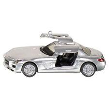 Modellini statici auto in argento per Mercedes