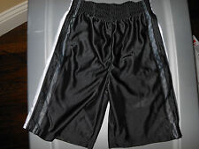 Boy's Black Athletic Shorts Size 5