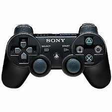 PlayStation PS3 Dualshock 3 controller wireless SIXAXIS (nero) Bluetooth
