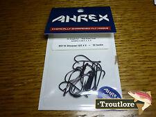 18 x AHREX NS110 #6 NORDIC SALT STREAMER HOOKS NEW FLY TYING MATERIALS