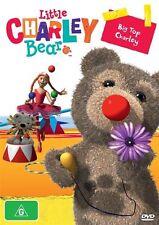 Little Charley Bear - Big Top Charley (DVD, 2013) New & Sealed