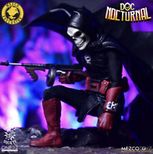 MEZCO ONE:12 DOC NOCTURNAL SWAG SET w/ Large T-Shirt -SHIPS SOON!3