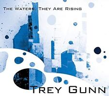 Trey Gunn - Waters They Are Rising [New CD]
