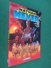 NATHAN NEVER ALBO GIGANTE n.4 LA RIVOLTA Bonelli (1999) Stefano Casini