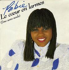 BIBIE LE COEUR EN LARMES / J'VEUX PLUS M'SOUVENIR FRENCH 45 SINGLE