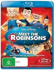 Meet The Robinsons (Blu-ray, 2007)