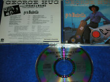 CD George HUG and steaks & beans GO TO Nashville 1988