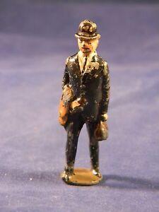 Johillco Lead Figure #221 Gentleman Passenger -John Hill - Train Layouts