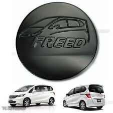 2010 - 2016 For Honda Freed Hatchback Matte Black Fuel Oil Cap Tank Cover