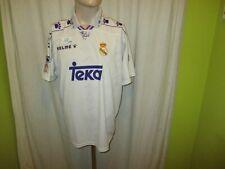 """Real Madrid Original Kelme Heim Trikot 1994-1996 """"Teka"""" Gr.XL"""