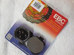 EBC Brake pads Kawasaki KH500 KZ650 KZ750 2 CYL KZ900 KZ1000 FA33 organic