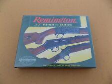 Remington .22 Rimfire Rifles Book By John Gyde & Roy Marcot 22
