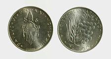 pci5292) Citta del VATICANO 500 LIRE AG 1973