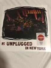 NIRVANA MTV Unplugged LP NEW 25th Target LIMITED EDITION Purple 2019 SEALED OOP