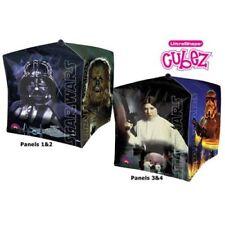 Star Wars Ultrashape Cubez Balloon - Foil 15 Birthday Party Darth