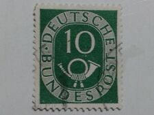 2 x German Stamps - 10 - 20