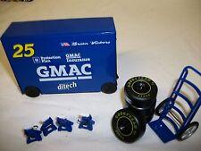 MOTORWORKS BRIAN VICKERS GMAC #25 PIT WAGON KIT 1/24