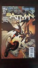 Batman The New 52 #2, First Printing