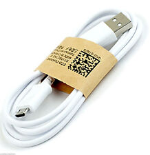 Micro USB 1M data charger cable lead for Samsung Galaxy S7 S4 S5 S6 Edge UZ20