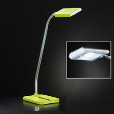 Honsel Lampe de table LED Pala 1-FLG vert bras flexible Interrupteur 3 Watt