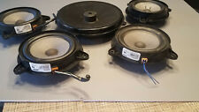 Bose 5-Piece Car Sound System *Universal* Sound System  ;'