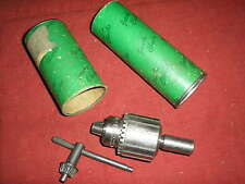 Jacobs Chuck No 32 New in Tube w/ Key