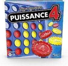 Hasbro Puissance 4 Jeu de Stratégie Version française Noel Cadeau