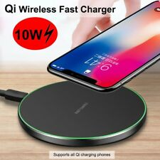 Qi Wireless Charger Fast Charging Mat Receiver For Apple iPhone 8 Plus X XR MAX