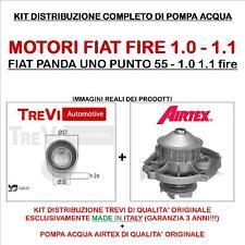 Kit Distribuzione + Pompa acqua FIAT PANDA UNO PUNTO 55 - 1.0 1.1 fire