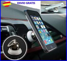 Soporte Magnetico Universal para movil para coche iPhone Samsung LG giro 360º