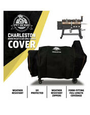 BRAND NEW Pit Boss Cover For The Charleston Wood Pellet Smoker Gas Grill Combo
