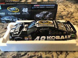 JIMMIE JOHNSON #48 2013 SS KOBALT TOOLS CHAMPION