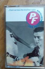 More details for the pale fountains cassette tape from across the kitchen table.