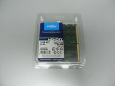 CRUCIAL 32GB(2x16) KIT RAM MEMORY DDR-2400 S0DIMM MAC COMPATIBLE CT2K16G4S24AM