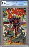 X-Men #2 CGC 9.6 - Magento cover by Jim Lee (1991, Marvel Comics)
