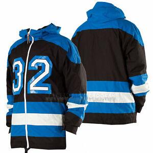 THIRTYTWO thirty-two Mens 2015 Snowboard Snow BATCH JACKET Enamel Blue