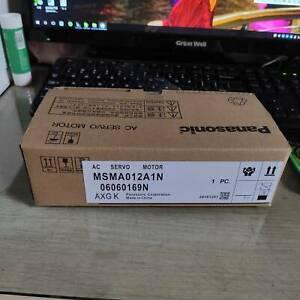 ONE NEW Panasonic Servo Motor MSMA012A1N IN BOX