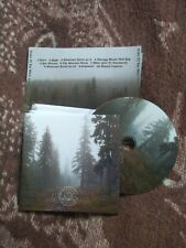 ORDER OF THE WHITE HAND-through woods and fog-CD-black metal